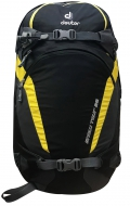 Рюкзак Deuter 2018-19 SnowTour 26 black  graphite
